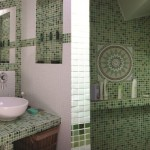 Salle de bains de la grande chambre