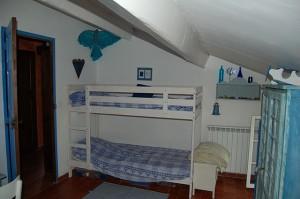 Autre vue de la chambre Mykonos