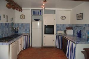La cuisine d'en bas