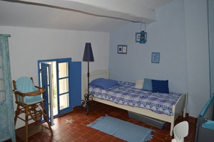 The Mykonos room