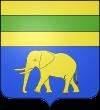 Pegomas coat of arms