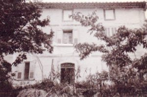 The house in the 19th century